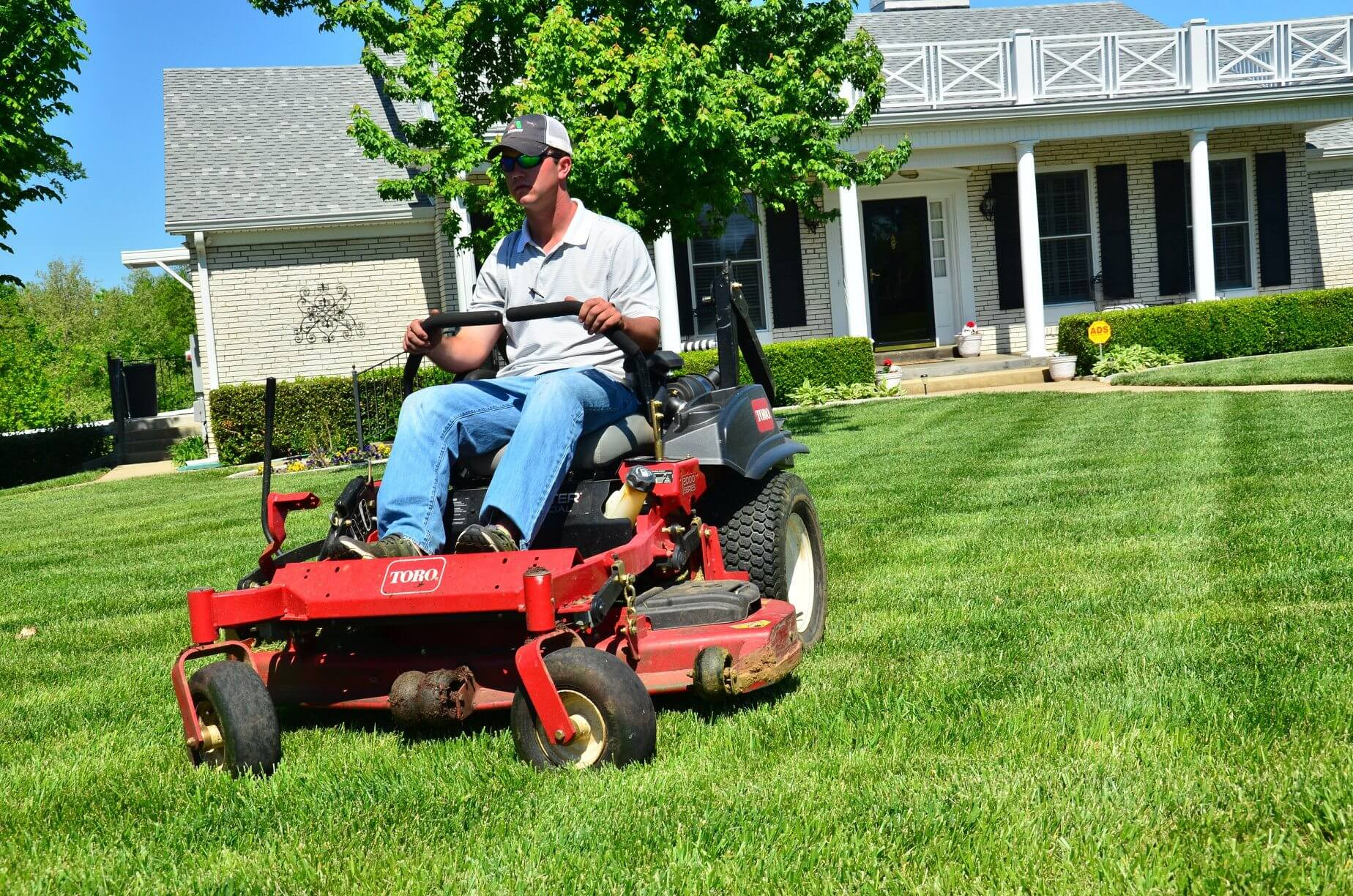Lawn Mowing Tips 1